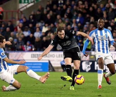 Burnley out of EPL bottom 3 after 2-1 win at Huddersfield