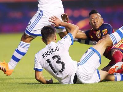 Second-half strike helps Montreal rally to tie Real Salt Lake, 1-1
