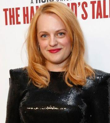 Elisabeth Moss Dyed Her Hair Strawberry Blonde for the Summer