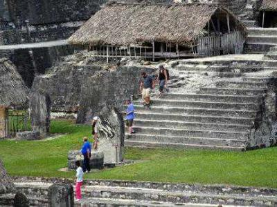 Tikal is one of world's great ancient wonders