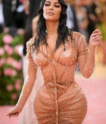 Kim Kardashian's First Met Gala With Kanye West Ended In Tears