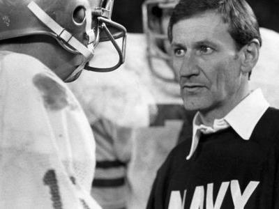 George Welsh, Navy football legend, dead at age 85