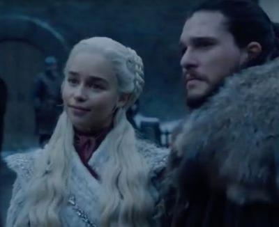 Winter is here: humans rally as Night King advances on GoT S8 debut episode