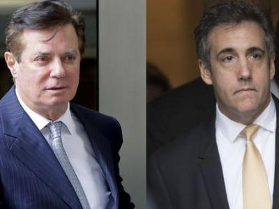 What You Need To Know About The New Manafort And Cohen Court Documents