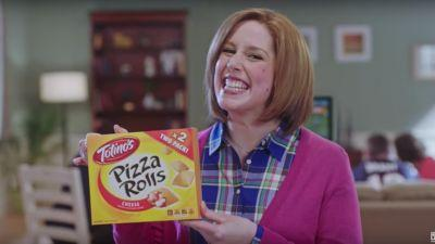 Totino's Pizza Rolls Get a Sensual Foreign Film Makeover on 'SNL'