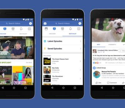 Report: Facebook Watch still searching for an audience to, you know, watch things