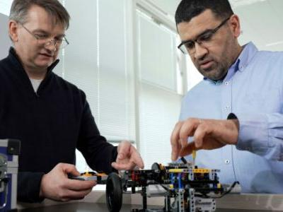 Renault Used LEGOs To Design Its E-Tech Hybrid System