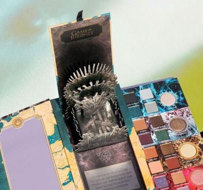 How To Get Urban Decay's Game of Thrones Eyeshadow Palette Two Weeks Early