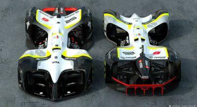 Roborace Unveils Self-Driving Racer In Its Finished Form
