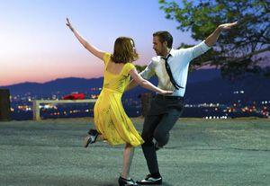 'La La Land' leads them all with 14 Oscar bids