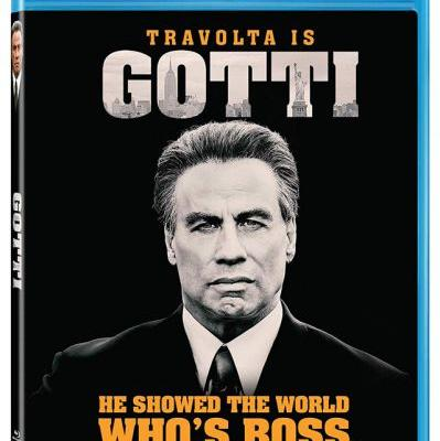 John Travolta is 'Gotti' on Blu-ray, DVD and Digital This September