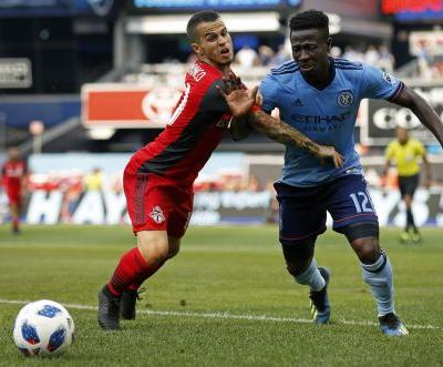 NYCFC welcome new coach with come-from-behind victory