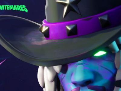 Fortnite Teases Spooky Halloween Content