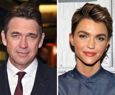 Warner Bros. defends 'Batwoman' actor Dougray Scott after Ruby Rose claims