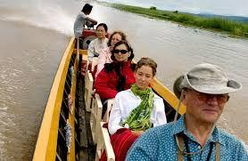 Myanmar attracts 1.72 million tourists in the first half of this year