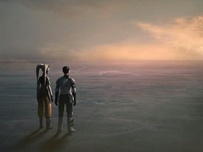 One Year Ago, the Final Season of 'Star Wars Rebels' Grappled With How to Say Goodbye - And It Still Resonates