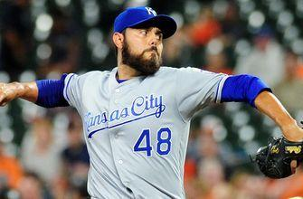 Royals place Soria on DL, recall McCarthy from Storm Chasers