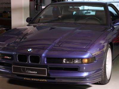 Low-Mile, Manual Alpina B12 5.7 Coupe Is Cool, But Is It Half-A-Million Cool?