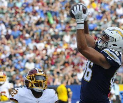 Los Angeles Chargers TE Hunter Henry suffers knee fracture