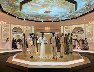 "Dior exhibition extended due to ""unprecedented demand"""