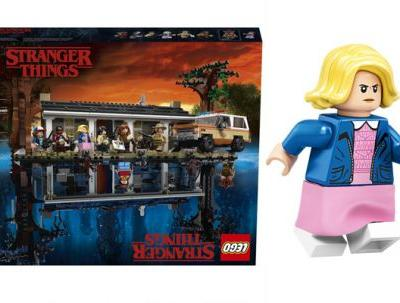 LEGO 'Stranger Things' The Upside Down Revealed: Videos, Price and More