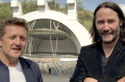 Keanu Reeves & Alex Winter Announce Bill & Ted 3 in