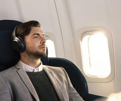 I tested Sony's new noise-cancelling headphones - they turned my hour-long commute into a private concert