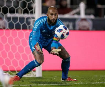 American soccer icon, Colorado Rapids goalkeeper Tim Howard to retire after upcoming MLS season