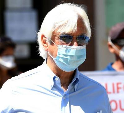 Two Bob Baffert-trained horses, including Belmont contender, fail drug tests