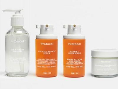 New Skin-Care Brand Protocol Is Making Radically Potent, Effective Formulas Its Top Priority