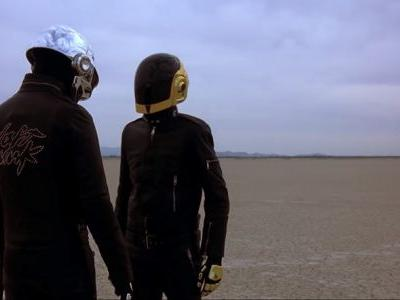 Daft Punk announce split with 8-minute video of them exploding