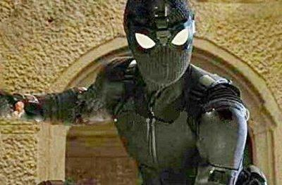 First Official Far from Home Image Shows Spider-Man's