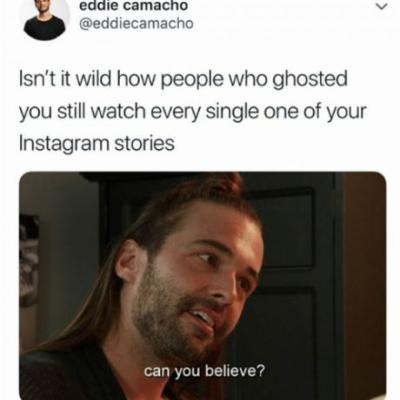 9 Memes About Ghosting That You'll Relate To If You've Ever Been Left In The Dark