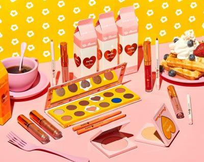When Does The Zoella x ColourPop Brunch Collection Drop? Prepare To Dig In Soon