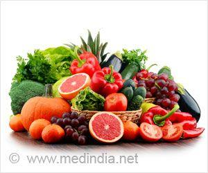Eight Servings of Fruits and Vegetables a Day Can Increase Longevity
