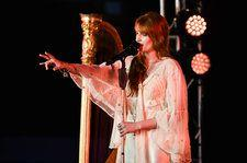 Florence + the Machine Mesmerizes With Heavenly 'Patricia' Performance On 'James Corden': Watch