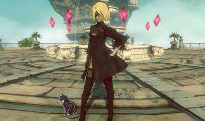 Gravity Rush 2 NieR: Automata 2B Costume DLC Releasing on May 5
