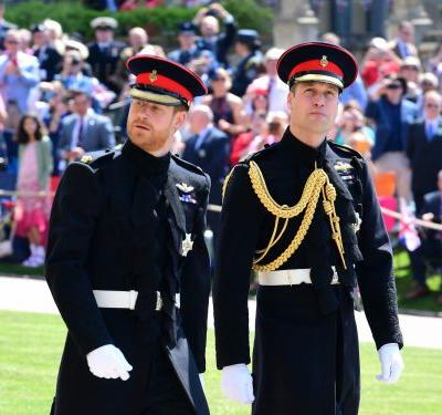 Prince Harry wore his military uniform for the royal wedding - and it has a special meaning