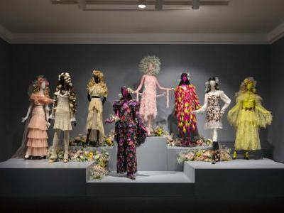 Rodarte's Extensive New Fashion Exhibit Emphasizes the DNA of the Brand