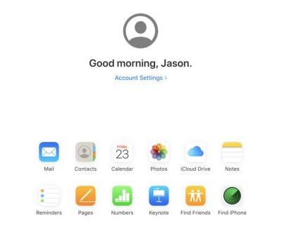 New iCloud beta site offers refreshed design and Reminders app