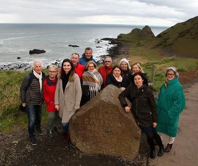 French travel buyers say 'bonjour' to Northern Ireland