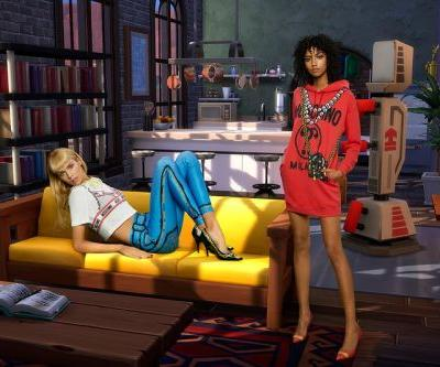 'The Sims' and Moschino Unveil Spring/Summer 2019 Capsule Collection