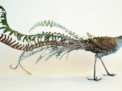 Unnatural Fusions of Animal and Plant Life Form New Elaborate Sculptures by Ellen Jewett