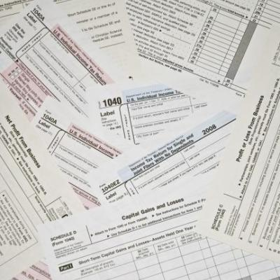 Have you filed your taxes, or do you need an extension?