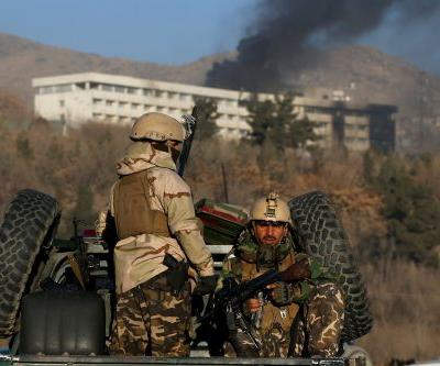 Americans were killed in attack on Kabul hotel