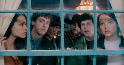 'Zombieland: Double Tap' Clip: The New Guys Are Still Learning Jesse Eisenberg's Rules