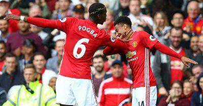 'Red through and through!' - Lingard posts awesome Pogba throwback image