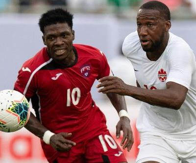 Two hat tricks key Canada at CONCACAF Gold Cup