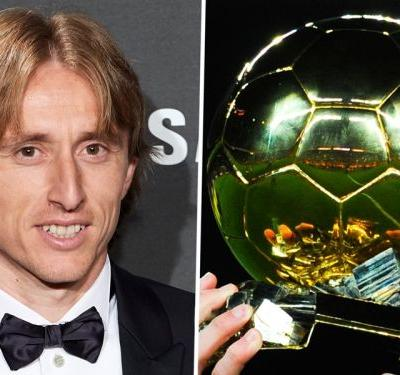 Modric beats Ronaldo, Griezmann, Mbappe & Messi to 2018 Ballon d'Or prize