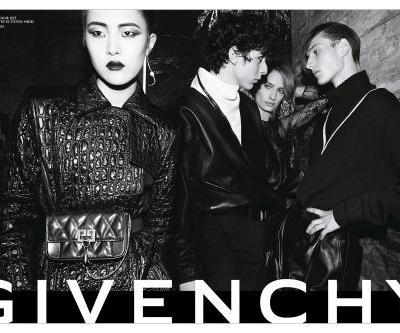 Givenchy Releases Their AW18 Campaign